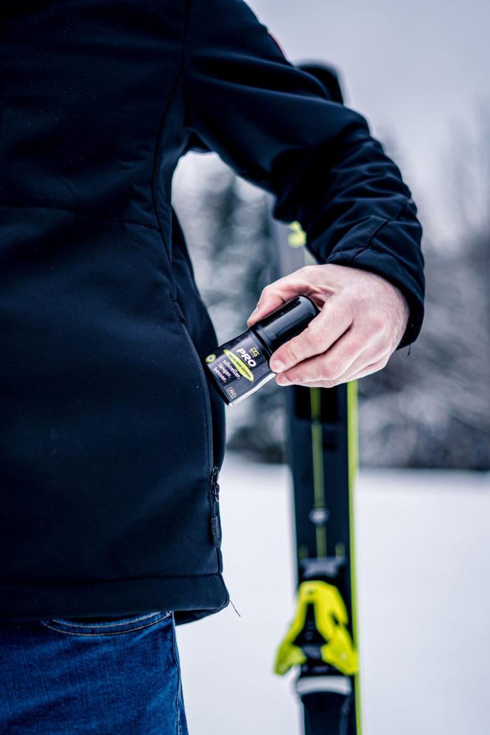 gigaglide_Pro für Alpinski -Skipräparieren - zu Hause oder vor dem Start