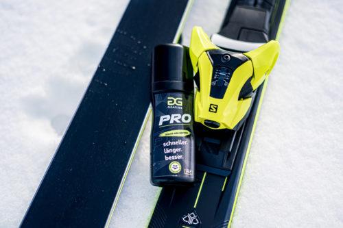 gigaglide_Pro für Alpinski -Skiwachsen war gestern